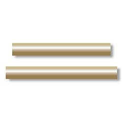 Euro Round Top pen kit tube set (7mm)