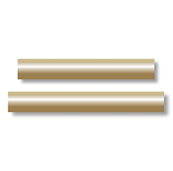 American Flat Top pen kit lower tube (8mm)