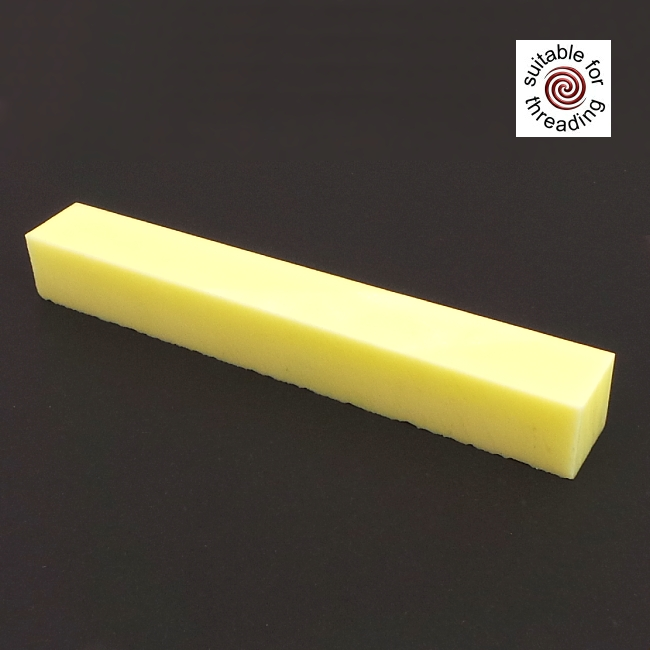 Semplicita SHDC Devon Cream acrylic pen blank - 150mm