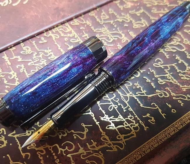 Orion - DiamondCast pen blank. 150mm