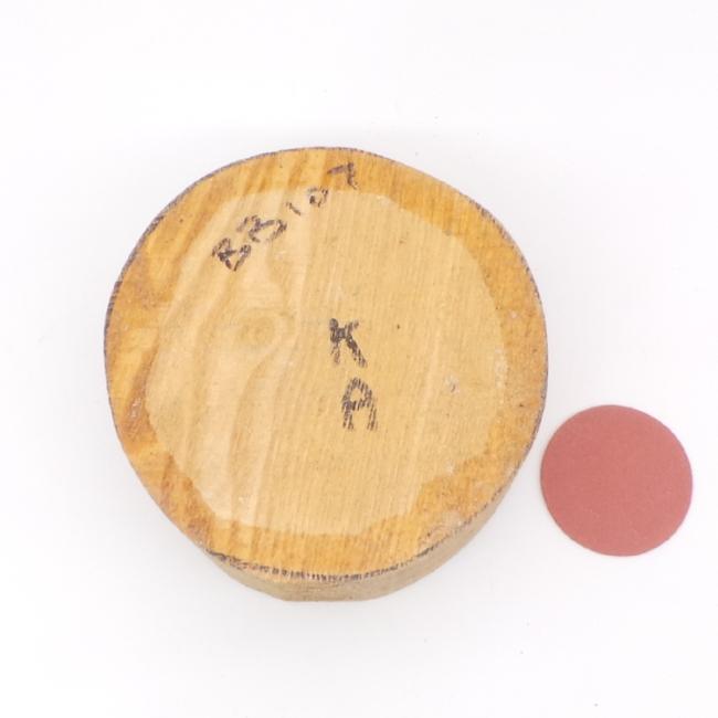 Ash bowl blank - 130 x 75mm
