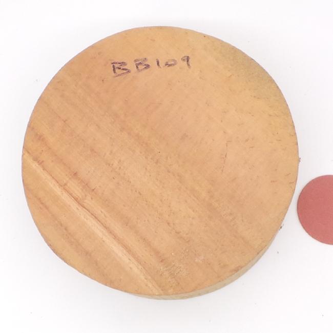 Beech bowl blank - 175 x 70mm