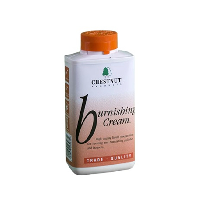 Chestnut burnishing cream - 500ml