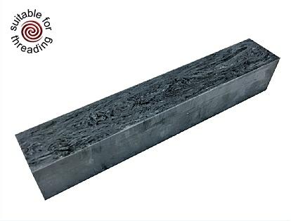 Damascus Steel - Divine Island alumilite pen blank