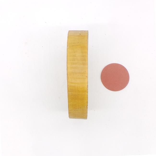 Holly bowl blank - 130 x 27mm
