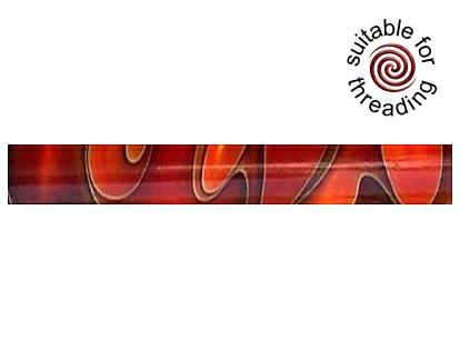 Indian Summer Chestnut acrylic pen blank