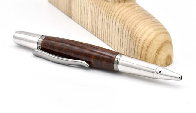 Jarrah burr pen blank