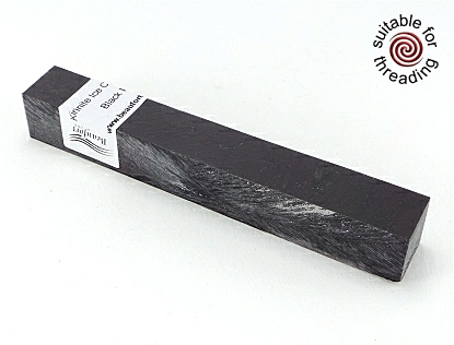 Kirinite Black Ice pen blank