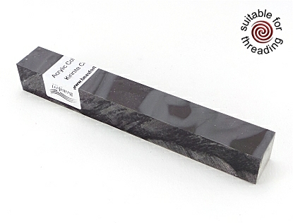 Kirinite carbon pen blank