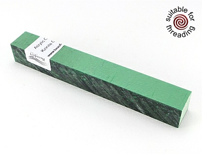 Kirinite Green Ice pen blank