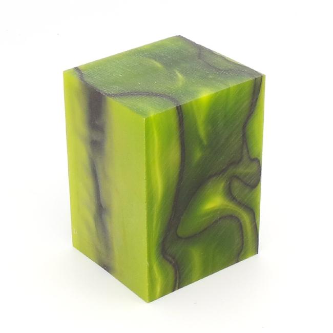 Kirinite Toxic Green Project Blank