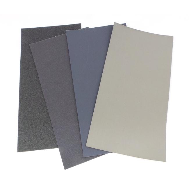 Micromesh abrasive sheets - nib polishing essentials pack