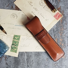 MorganEsq leather goods