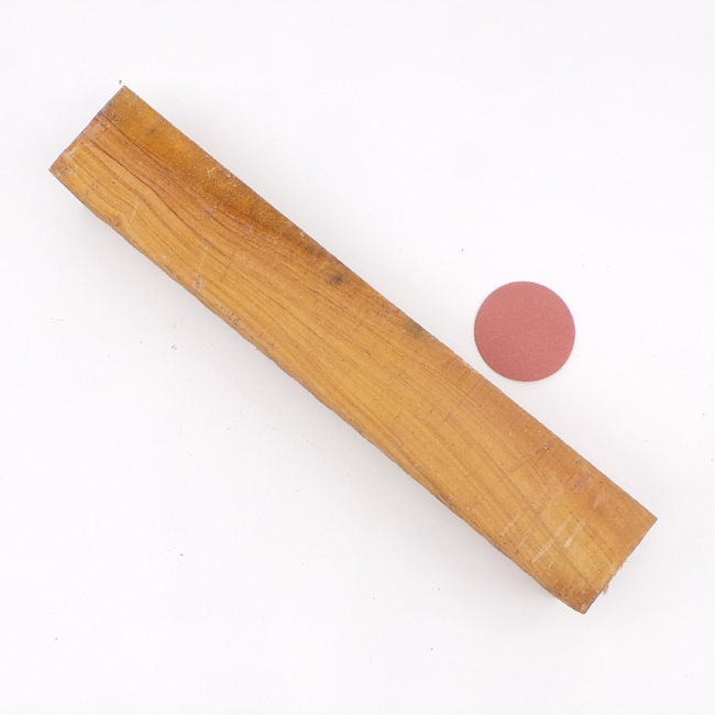 Olivewood spindle blank - 300 x 50 x 50mm