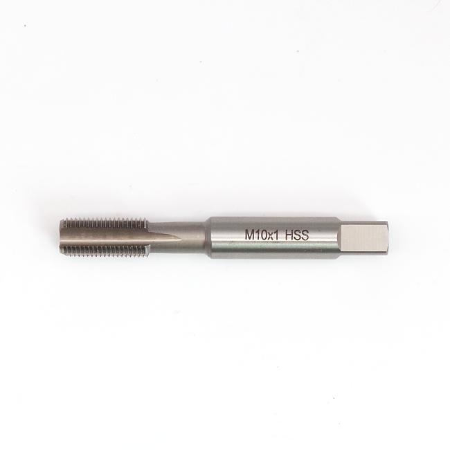 Single lead Plug thread tap - M10 x 1