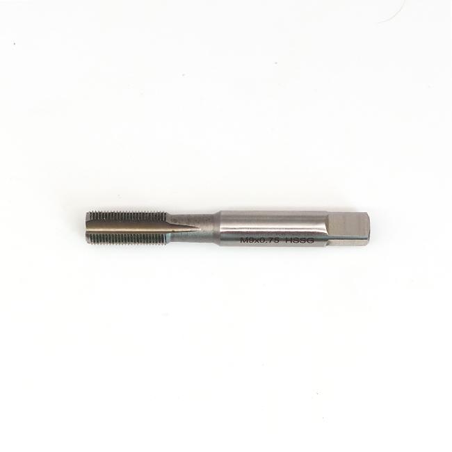 Single lead Plug thread tap - M9 x 0.75
