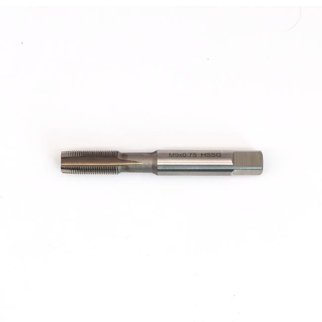 Single lead Starter thread tap - M9 x 0.75