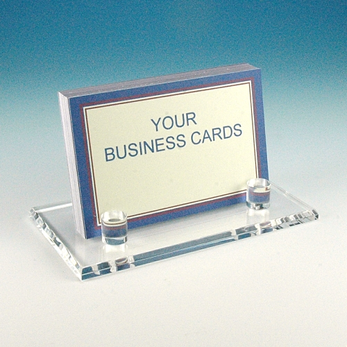 Trusca - business card stand